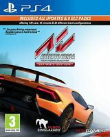 Assetto Corsa Ultimate Edition PS4 PlayStation