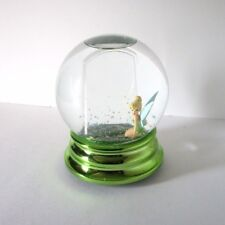 Disney Store Tinker Bell Snowglobe With Photo Frame Holder Tinkerbell Fairy