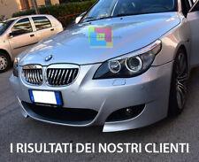 BMW SERIE 5 E60 E61 2003-2007 PARAURTI ANTERIORE M5 in ABS - TOP QUALITA'