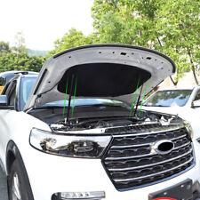 Engine Hood Lift Spring Support Shock Strut Damper 2pcs For Ford Explorer 2020