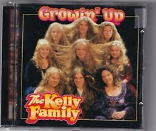 CD : The Kelly Family - Growin' Up