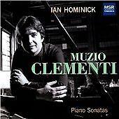 ~~sealed~~MUZIO CLEMENTI: PIANO SONATAS CD New