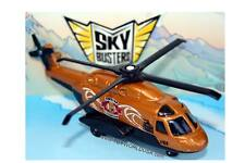 2012 Matchbox Skybusters Mission Chopper Hawaiian Excursion