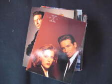 X-FILES TRADING CARDS  SET-2nd SERIES-1996-72 CARDS-VIEW