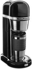 New KitchenAid Personal Coffee Maker Black kcm0402ob included 18 oz thermal mug