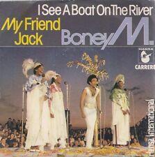 """45 TOURS--BONEY M--MY FRIEND JACK--1980 """"DISCO"""""""