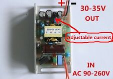 100W LED Driver Light lamp Driver Power Supply Heatsink DC30V-36V 110V 220V AC