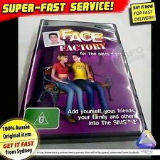 SIMS 2 FACE FACTORY game for Windows PC (NEW!) CD Expansion Pack 13 14 15 laptop