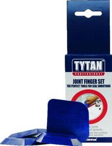 Silicone Sealant Smoothing Tool TYTAN PROFESSIONAL 4 PCS