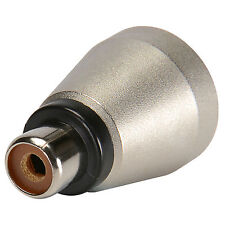 Neutrik NMPMF RCA / Phono Female Adapter Module