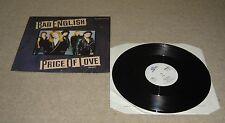 "Bad English Price Of Love 12"" Single A1 B1 Pressing - EX"