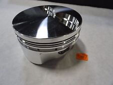 Diamond Pistons #31424 SB Ford Forced Induction Dish  4.060 Bore