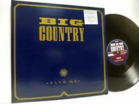 BIG COUNTRY save me (limited edition) 12 INCH EX+/EX, BIGCX 812, vinyl, uk 1990