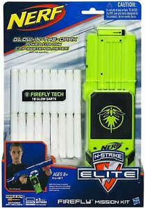 Official Nerf N-Strike Elite Series Firefly Mission Kit Pack