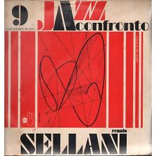 Renato Sellani ‎Lp Vinile Jazz A Confronto 9 / Horo Records HLL 101-9 Nuovo