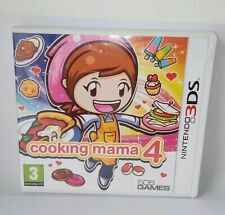 Nintendo 3DS Cooking Mama 4