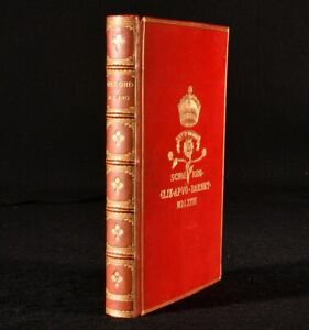 1906 Oxford Brief Historical and Descriptive Notes Andrew Lang Fine Binding