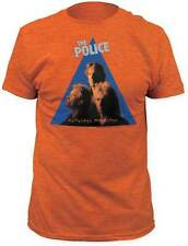 THE POLICE ZENYATTA MONDATTA ALBUM 1980 COVER PUNK ROCK MUSIC TEE T SHIRT S-2XL