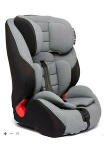 Mothercare Tulsa multi-stage Group 1/2/3 car seat ISOFIX 9 mths-12yrs RRP £120