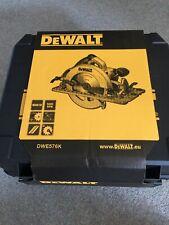 DEWALT DWE576K 230V Circular saw - 190mm