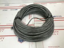 Belden 9730 Shielded Cable E108998 24AWG Grey 150ft