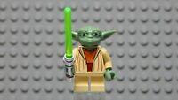 LEGO Star Wars Yoda Minifigure 7964 8018