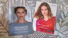 Rowan 2 knitting Books Mini Collection KidSilk Haze Stripe & Glamour Collection