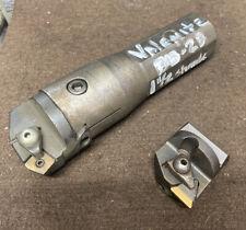 Valenite 1 12 Vari Set Adjustable Boring Bar Bb 2b With 2 Boring Head Cartridges