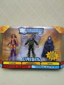 "DC Universe Infinite Heroes Crisis Raven 4"" Action Figure Teen Titans"