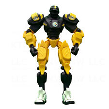 "NFL Pittsburgh Steelers FOX Sports 10"" Robot Cleatus Action Figure Version 2.0"