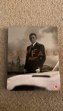 Skyfall James Bond Blu-Ray / DVD / Digital Copy Steelbook.