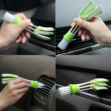 1x Plastic Cloth Car Brush Cleaning Accessories Car Air Conditioner Vent Cleaner