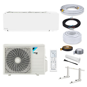 Daikin Sensira Siesta Klimaanlage ATXC35C R32 3,5kW + Montage Set 3 Meter