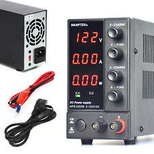 0-3A 0-120V Regelbares Labornetzteil DC Netzgerät Einstellbare Netzteile AC 220V