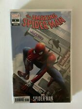 AMAZING SPIDER-MAN (2018) Annual #1 Video Game Variant Legacy #43 NM