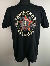 Leningrad Cowboys T-Shirt Size XL