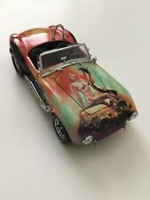1966 Shelby Cobra 427S/C Franklin Mint Boris Mistress Of Fire 1:24 Diecast w box
