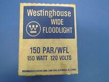 Westinghouse 150PAR/WFL E27 150W Lampe en verre moulé 120V Wide Projecteur