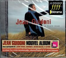 CD - JEAN GUIDONI - La Pointe Rouge