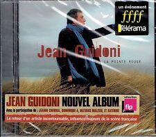 CD - JEAN GUIDONI - La Pointe Rouge