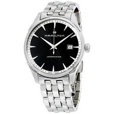 Hamilton Jazzmaster Black Dial Stainless Steel Men's Watch H32451131