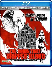 The Dorm That Dripped Blood (1982) Uncensored Cut   New   Blu-ray Region free