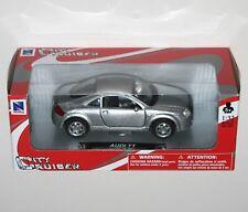 Lamborghini Gallardo Silver 1 3 2 Model Car NewRay