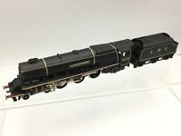 Wrenn W2241 OO Gauge LMS Black 6229 Duchess of Hamilton
