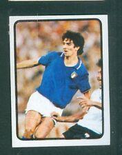 Figurina Calciatori Panini 1982-83! N.328! Paolo Rossi! Italia! Sagomata! Nuova!