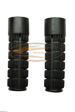 For Bobcat Rubber Grips Set T110 T140 T180 T190 T200 T250 T300 T320 Skid Steer