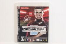 Winning Eleven 2008 No Manual PS3 PS 3 Japan Import US Seller 3P251