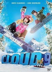 Cloud 9 Disney New DVD Region 4
