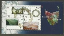 AUSTRALIA 2004 TASMANIA BI-CENTENARY Souvenir Sheet CTO