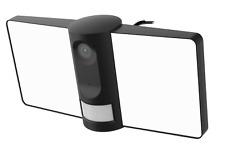 Smart Security Floodlight Camera PIR Night Vision 20W LED Lights Bright 1080P HD